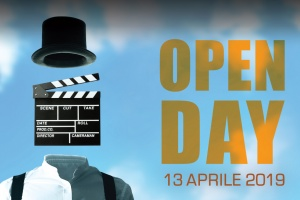 Open Day - 13 Aprile 2019